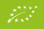 EU Organic Logo EU Bio-Siegel als Symbolfoto fürs Bio-Kräutersalz Das grüne Salz