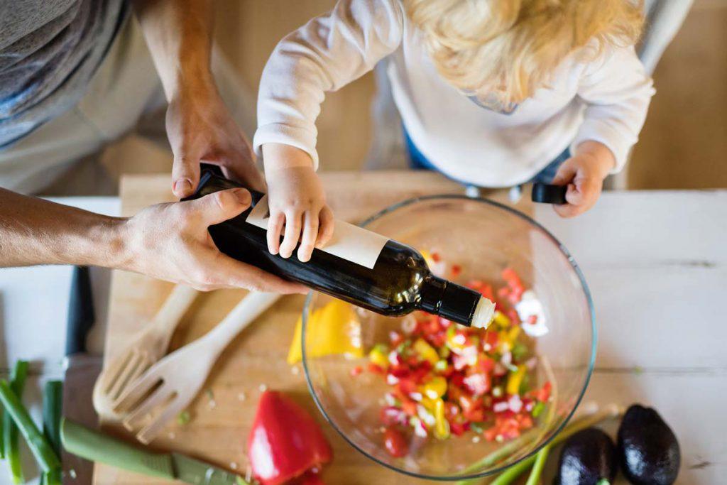 Rezepte gesund und lecker kochen mit Das grüne Salz Bio-Kräutersalz