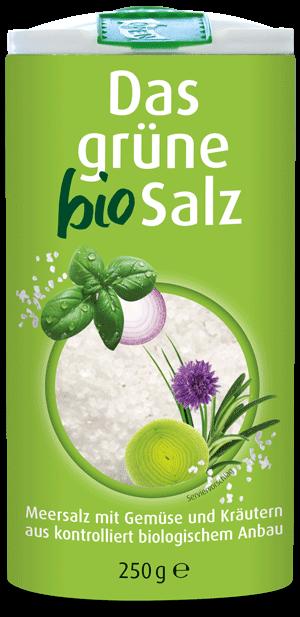Das grüne Salz - Dose