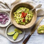 Rezept Erbsen-Guacamole ohne Avocado